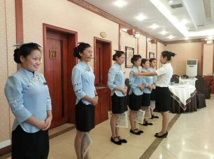 客房服务员培训