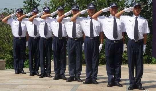 保安培训课程