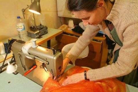 缝纫机安全操作规则(二)