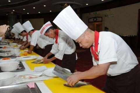 中式烹调师技能培训