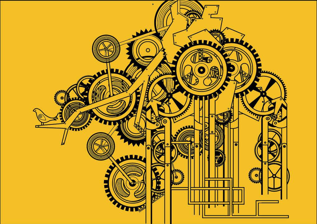 机械设备安装工