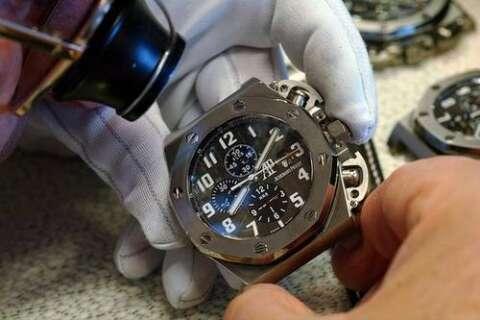钟表及计时仪器制造工