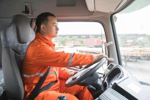 道路货运汽车驾驶员