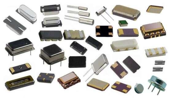 石英晶体元器件制造工